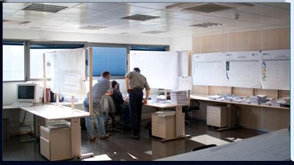 Trokel sa ingenier a oficina t cnica for Oficinas de ing